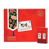 참진생 홍삼양갱 선물세트(20개입)-쇼핑백 포함 (유통기한:2019년 4월)