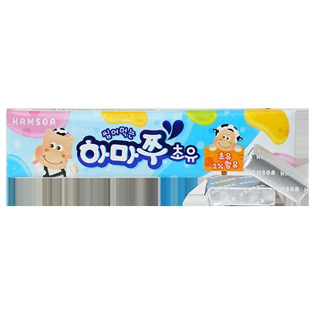 [캔디 대신 초유]<br>씹어먹는 하마쭈 초유(4gx7개입)