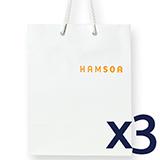 함소아 쇼핑백x3개