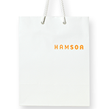 함소아 쇼핑백