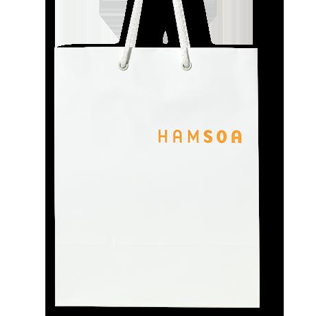 [선물할 때 필수품]<br>함소아 쇼핑백