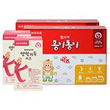 홍키통키 키즈 2개월+영양가득 키즈 2개