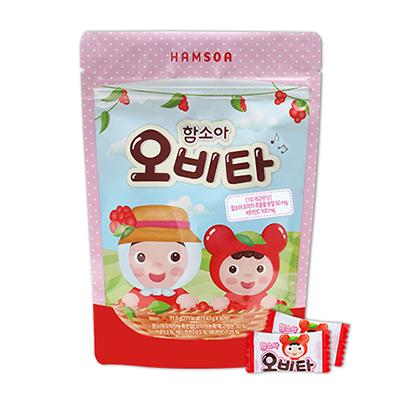 함소아 오비타 50정