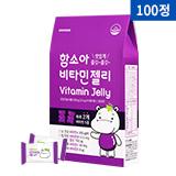 [비타민 젤리] 비타민젤리 포도맛 100정