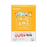 냠냠 먹보 하마(20 ml x 7포)/애니멀프렌즈