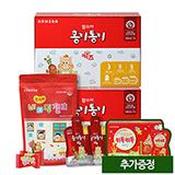 홍키통키 키즈 2개월+비타민젤리 딸기맛 100정(추가증정: 키득키득 매실 1박스)