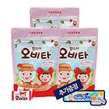 함소아 오비타 총 150정 (50정x3개)(추가증정:하마쭈초유)