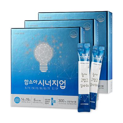 함소아 시너지업 3개월분(10mlx30포x3)