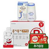 홍키통키 프라임 레드 1개월+영양가득 주니어 1개월 (증정:키득키득 매실 1박스)