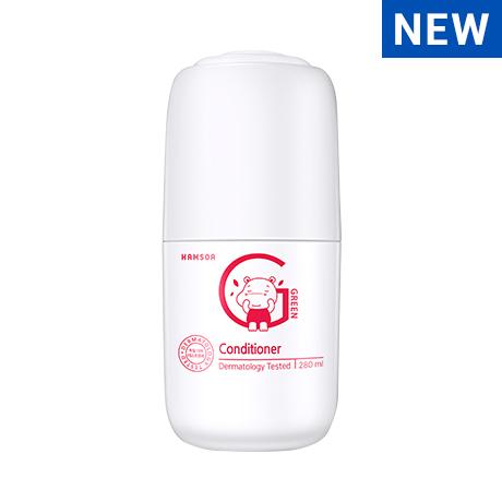 [new! 신제품]<br>함소아 그린 컨디셔너 280ml