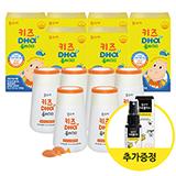 키즈DHA플러스D 6개 (4개월분) (증정:프로폴리스 대용량 본품)