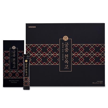 [신제품 출시]<br>궁중 천옥고 10g x 30포-쇼핑백포함