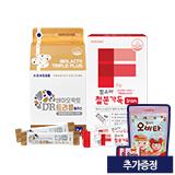 함소아 철분가득 1개월(30포)+바이오락토 트리플 플러스 1개월(30포) (추가증정:오비타 50정)